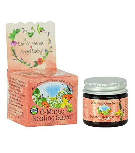 [Earth Mama Angel Baby] C-MAMA HEALING SALVE