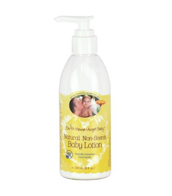 [Earth Mama Angel Baby] LOTN,NATURAL,NON-SCENTED
