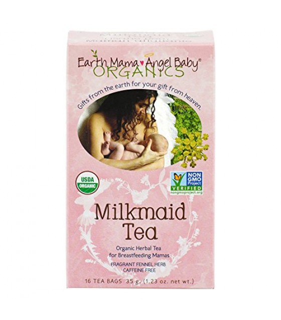[Earth Mama Angel Baby] Pregnancy Products Milkmaid Tea  100% Organic