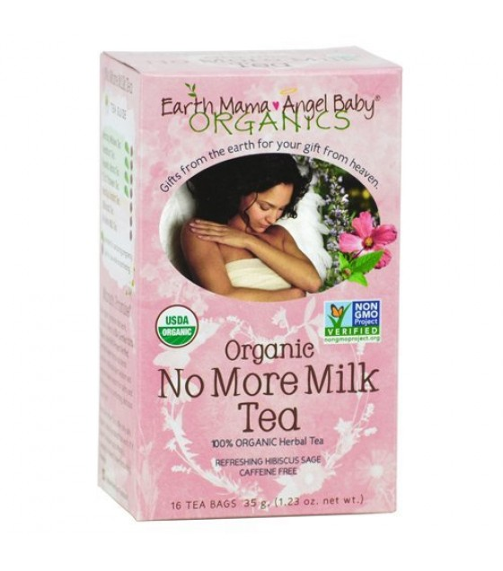 [Earth Mama Angel Baby] TEA,OG1,NO MORE MILK  100% Organic