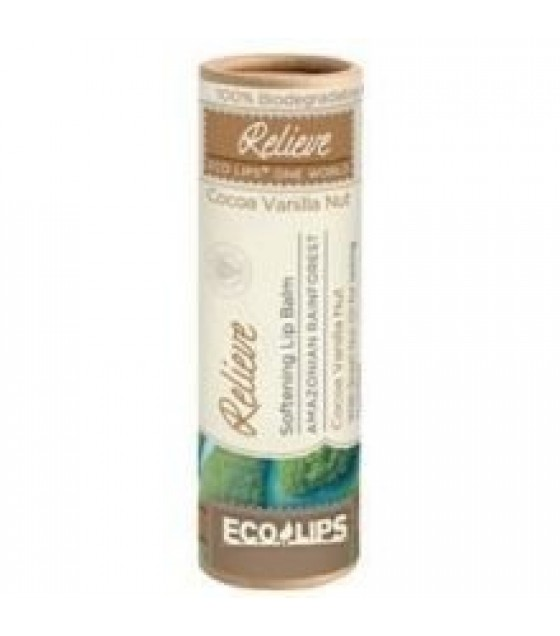 [Eco Lips] Lip Balms Relieve Soothing  At least 95% Organic