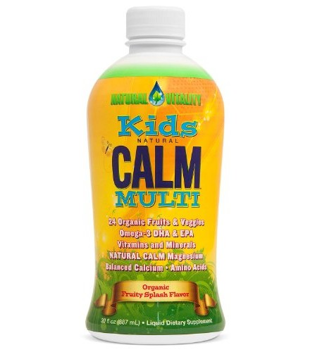 [Natural Vitality] Natural Calm Kid`s Calm Multivitamin