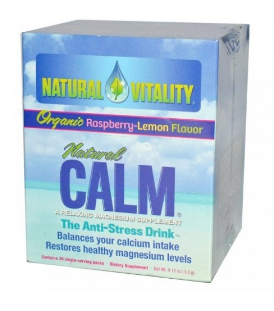 [natural Vitality] Ctr Dsp,calm,assrtd