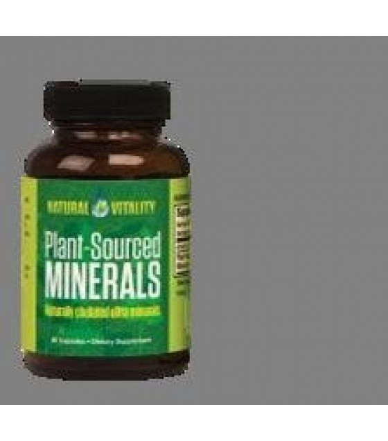 [natural Vitality] Plant Sourced Minerals