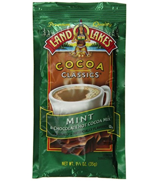 [Land O Lakes] Cocoa Classics Chocolate & Mint