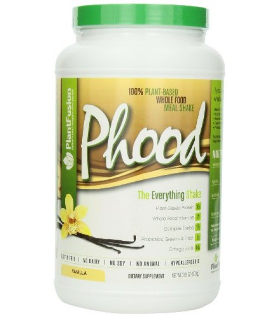 [Plant Fusion] Meal Replacement Shakes Phood, Vanilla