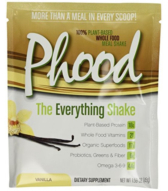 [Plant Fusion] Meal Replacement Shakes Vanilla