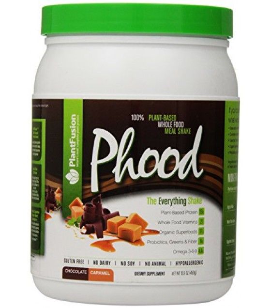 [Plant Fusion] The Everything Shake Phood, Chocolate Caramel