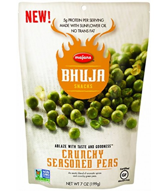 [Bhuja]  Peas, Crunchy Seasoned