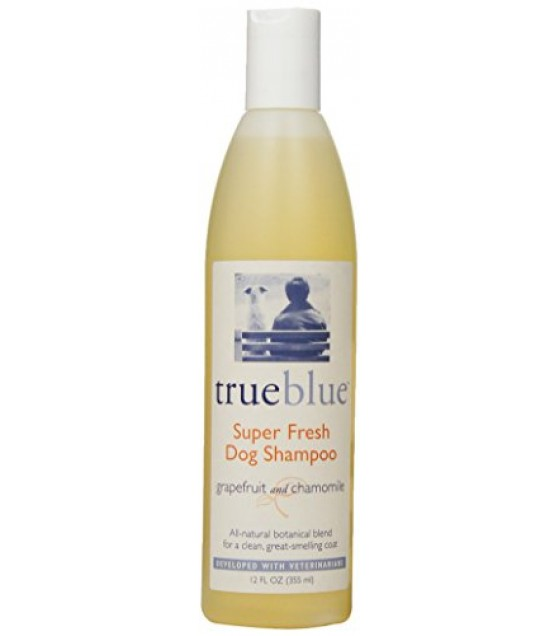 [Trueblue Pet Products] Dog Shampoo Super Fresh, Grapefruit/Chamomile