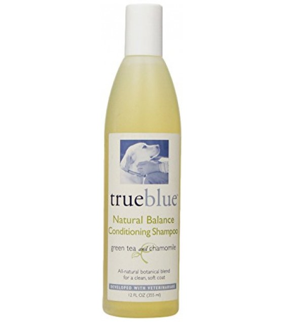 [Trueblue Pet Products] Dog Shampoo Conditioning, Green Tea/Chamomile