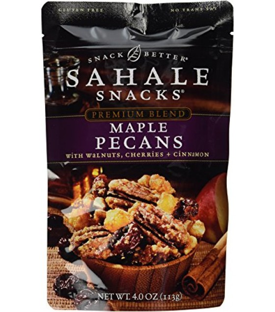 [Sahale Snacks] Premium Nuts Maple Pecans