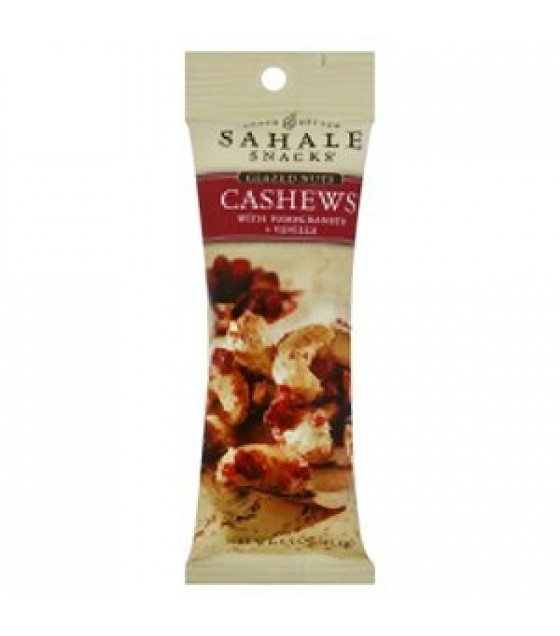 [Sahale Snacks] Snacks Cashews w/Pomegranate & Vanilla