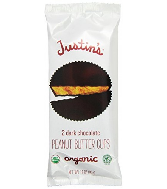 [Justin`S] Peanut Butter Cups Milk Chocolate  At least 95% Organic