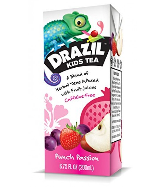 [Drazil] Kids Tea Punch Passion