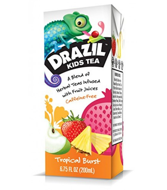 [Drazil] Kids Tea Tropical Burst