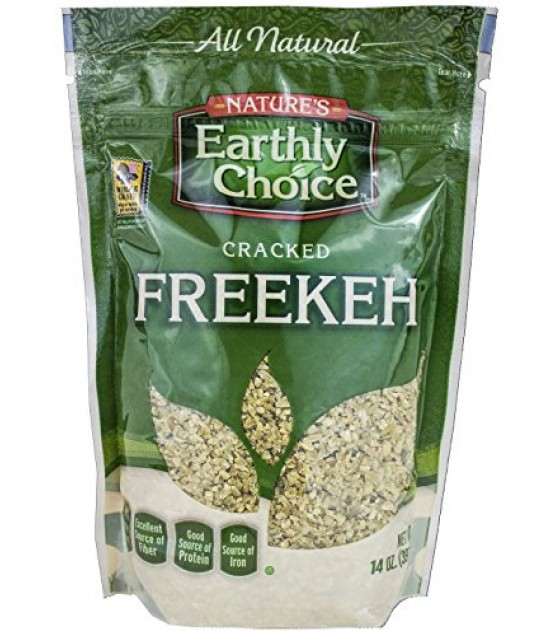 [Nature`S Earthly Choice]  Freekeh, Grain, Bagged