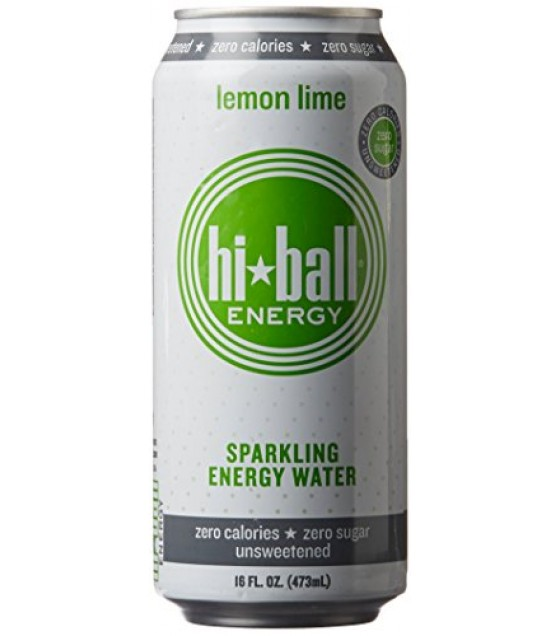 [Hi*Ball] Sparkling Energy Waters Lemon Lime