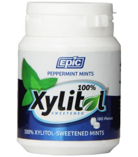 [Epic Dental] MINTS,XYLITOL,PRMNT,BOTTL
