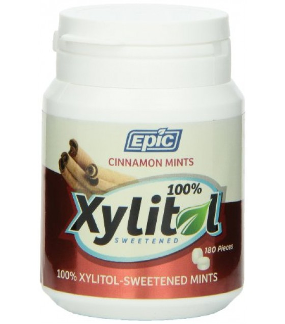 [Epic Dental] MINTS,XYLITOL,CINN,BOTTLE